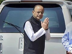 Arun Jaitley Attends Parliament For First Time After Kidney Transplant
