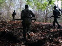 7 Maoists Killed In Chhattisgarh Encounter, Huge Cache Of Weapons Seized