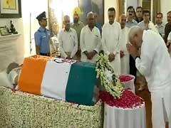 """I Lost A Father Figure"": PM Modi Mourns Atal Bihari Vajpayee"