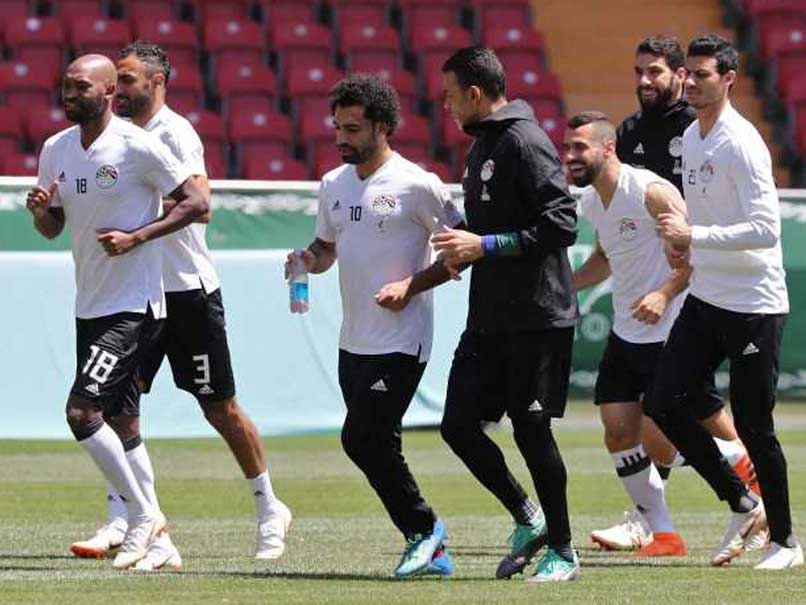 Saudi Arabia, Egypt Play For Pride In Group A Dead Rubber
