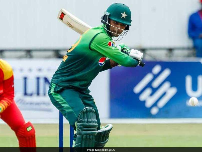 3rd ODI: Pakistan Beat Zimbabwe By Nine Wickets To Seal ODI Series