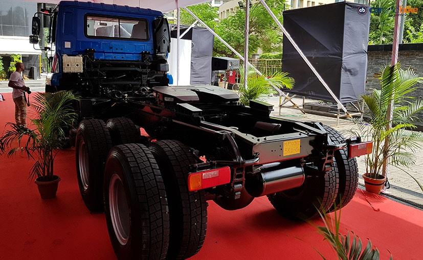 eicher pro 6049 and pro 6041 trucks