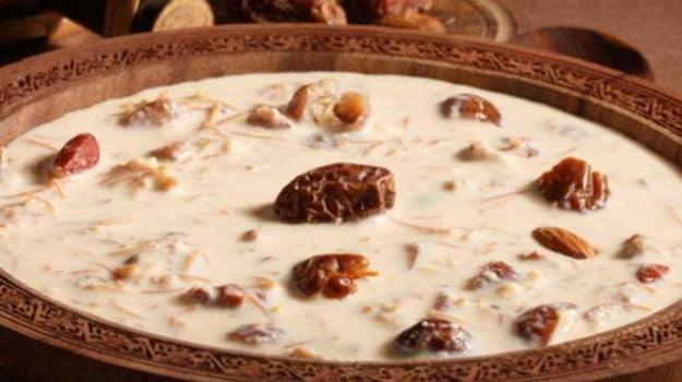 eid 2018: sheer khurma is an eid fixture