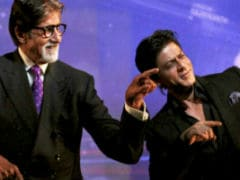 'Eid <I>Mubarak</I>': Amitabh Bachchan, Shah Rukh Khan Tweet For 'Peace, Love And Affection'