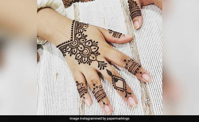 Eid Ul Adha Mubarak 2018: बकरीद के लिए सबसे आसान और खूबसूरत मेहंदी डिज़ाइन्स
