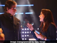 <i>Helicopter Eela</i>: Amitabh Bachchan And Kajol Reunite After 17 Years