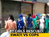"Video : Police Say ""Rescued"" Girls Stayed At Paharganj Hotel Willingly"