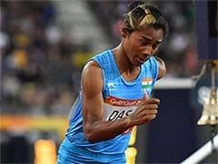 Hima Das Looks To Sprint Towards Success At Asian Games 2018