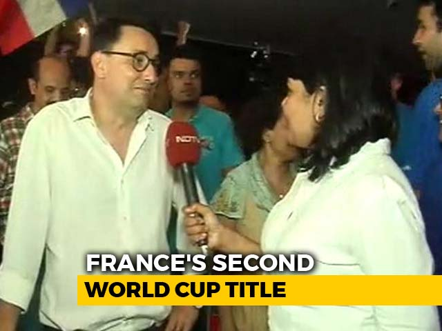 Video : I Was Confident That France Will Lift The Trophy, Says French Ambassador