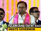 Video : Telangana Set For Early Polls, KCR Cabinet Decides To Dissolve Assembly