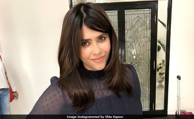 Ekta Kapoor Thinks She Is 'Ageing Backwards'. Here's Why