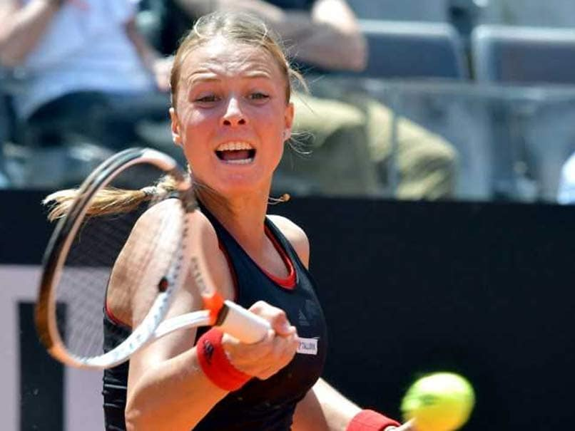 Italian Open: Elina Svitolina Sinks Anett Kontaveit To Return To Rome Final