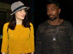 Elli AvrRam And Rumoured Boyfriend Hardik Pandya Have Reportedly Broken Up. He's Now Dating...