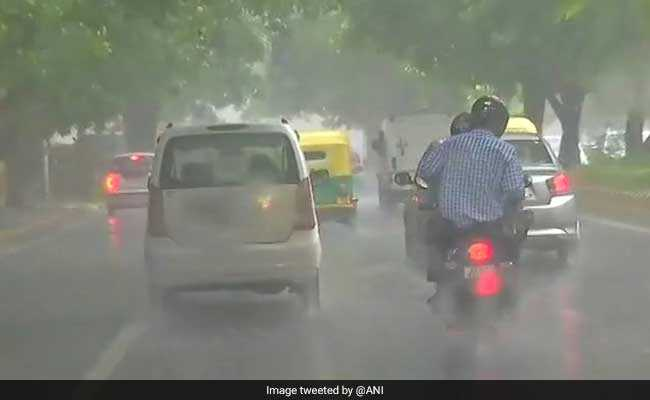 Appropriate Cloud Density Awaited For Artificial Rain In Delhi: Minister