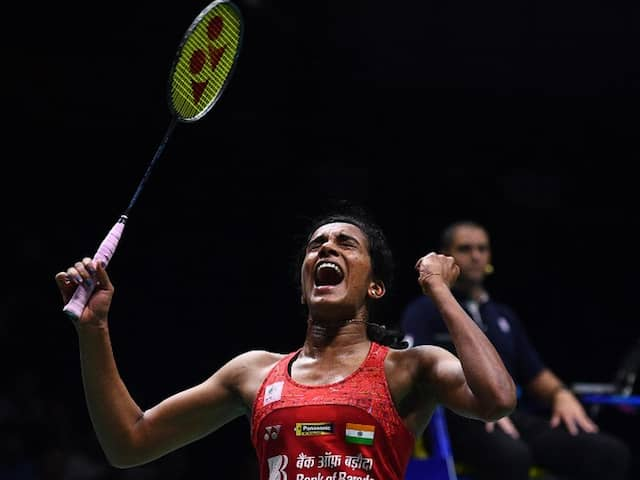 PV Sindhu Placed Seventh In Forbes List Of Highest-Paid Female Athletes