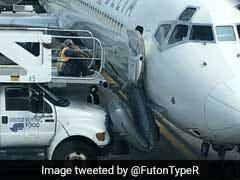 Plane's Emergency Slide Accidentally Deployed, Flight Delayed By Hours