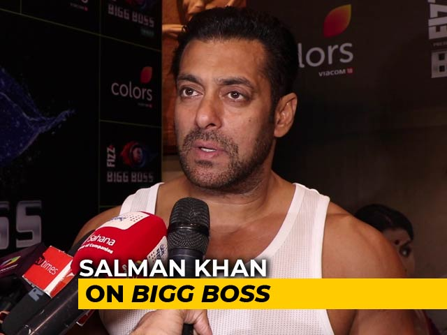 Salman Khan Explains Why He Loses His Cool While Hosting Bigg Boss