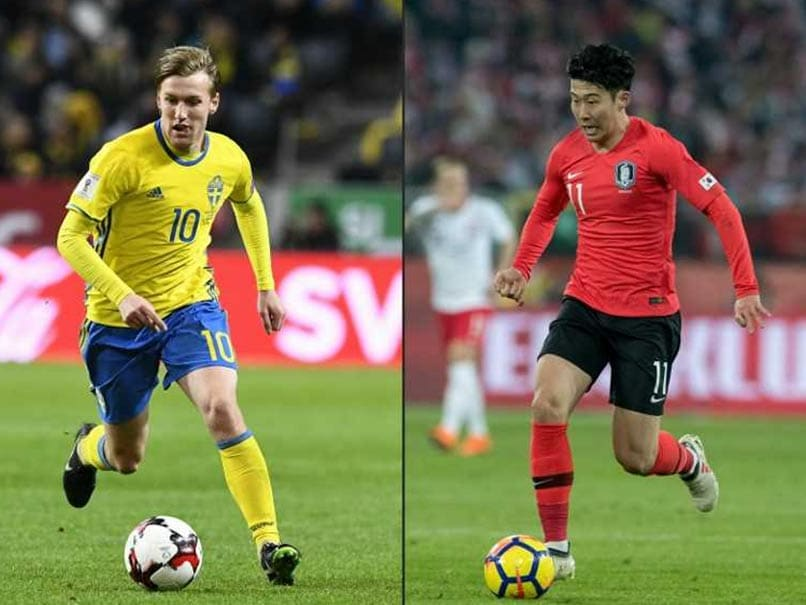 World Cup 2018, Sweden vs South Korea: When And Where To Watch, Live Coverage On TV, Live Streaming Online