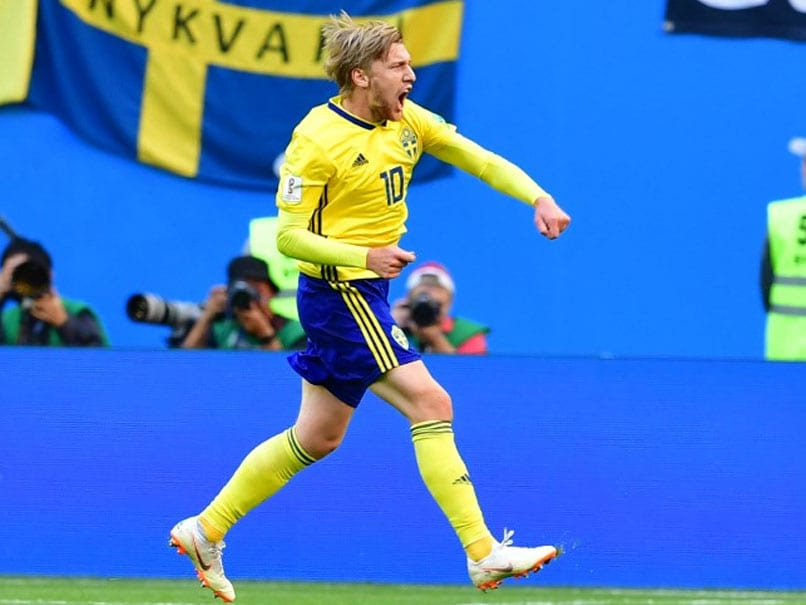 Fifa World Cup 2018 Sweden Talisman Emil Forsberg Brushes Off Zlatan Ibrahimovic Comparisons Football News