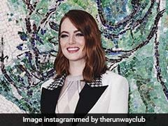 The Reign Of The Pantsuit Continues And The Crown Goes To Emma Stone
