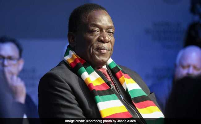 Zimbabwe's President Emmerson Mnangagwa uninjured in 'assassination attempt' explosion