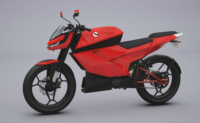 The eMotion Surge has a top-speed of 120 kmph