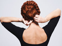 4 Hairstyles To Smartly Hide Your Split Ends