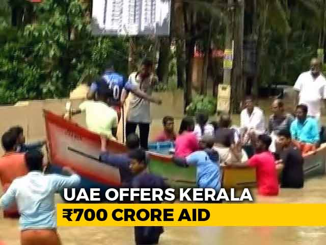 Video: Why Centre Might Not Accept UAE's Rs. 700-Crore Offer For Kerala