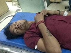 नोएडा में पुलिस और बदमाशों के बीच मुठभेड़, एक बदमाश को लगी गोली