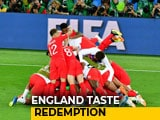 Video : FIFA World Cup 2018: England Enter Quarter-Finals For The First Time Since 2006