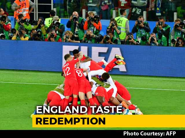FIFA World Cup 2018: England Enter Quarter-Finals For The First Time Since 2006
