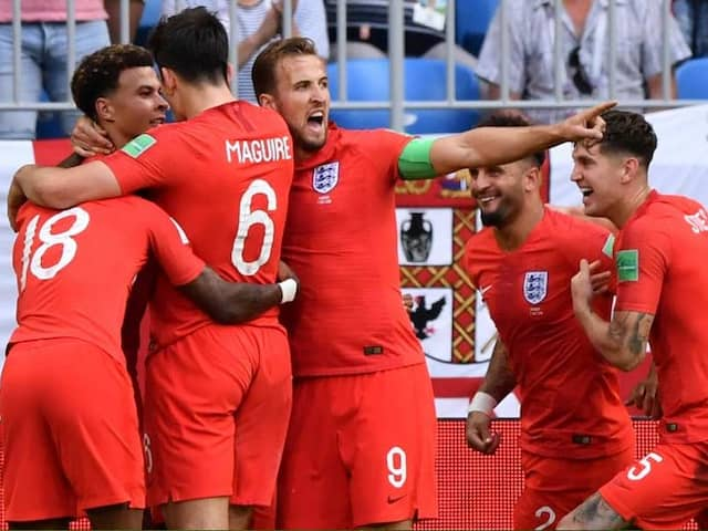 World Cup 2018: England Sink Sweden To Clinch Semi-Final Berth