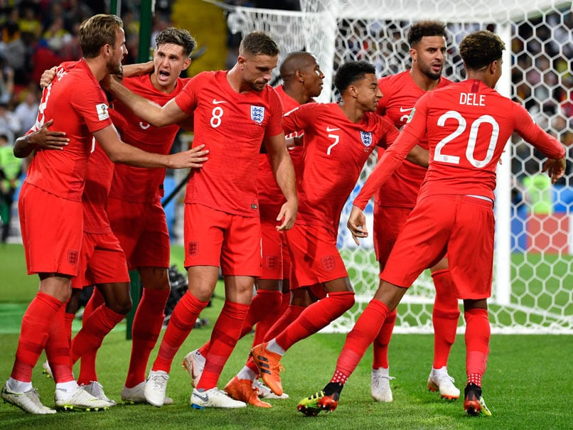 World Cup 2018: England End Penalty Jinx To Edge Colombia In Shootout