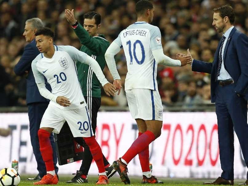 2018 World Cup: Gareth Southgate Names England