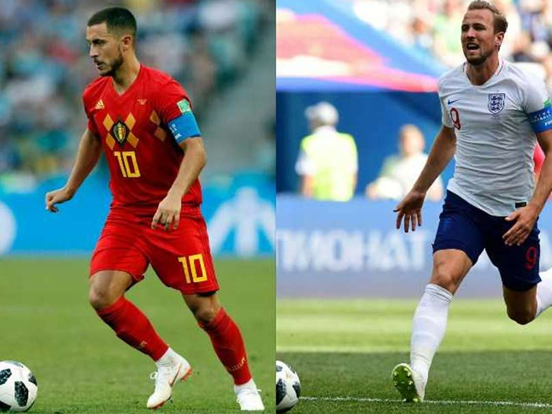 Fifa World Cup 2018 England Vs Belgium When And Where To Watch Live Coverage On Tv Live Streaming Online Football News