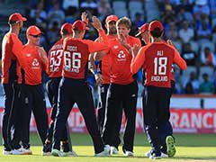 India vs England: England Cricket Team Celebrate Despite Losing T20I To India. Here