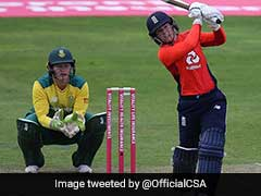 England, New Zealand Shatter Women's T20 Record