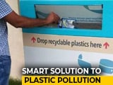 Video: In Chennai, App-Based Smart Trash Cans To Increase Plastic Recycling