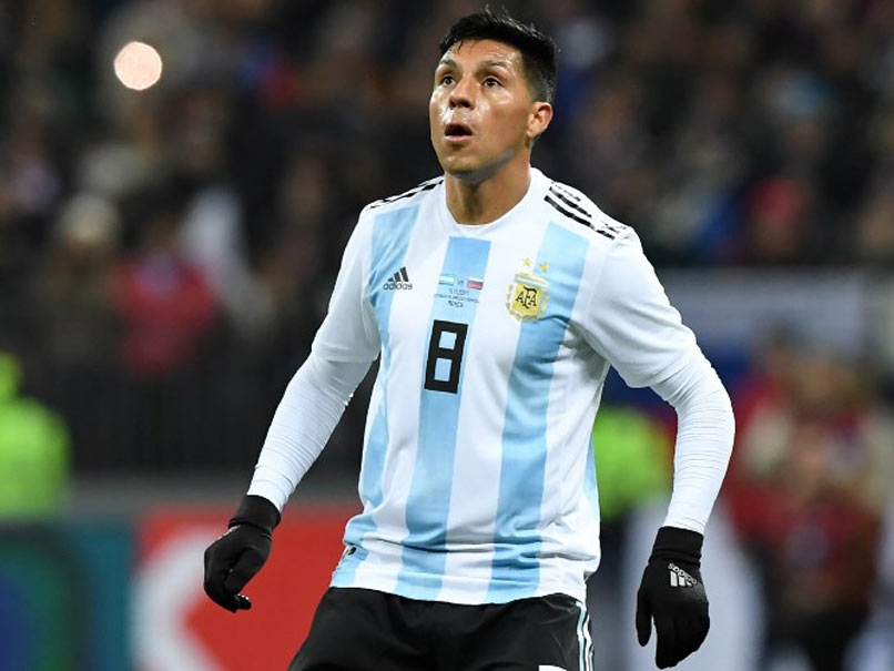 2018 World Cup: Argentina Name Midfielder Enzo Perez As Manuel Lanzinis Replacement
