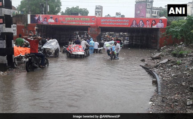 16 Die In Rain-Related Incidents In UP In 24 Hours
