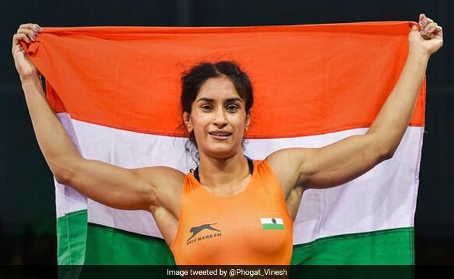 333dafe875c4f2 Asian Games 2018  After Vinesh Phogat s Gold Win