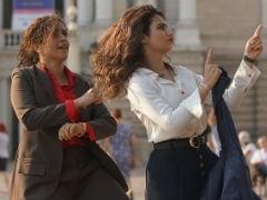 Seen <i>Dangal</i> Stars Fatima Sana Shaikh And Sanya Malhotra's Dance In Europe, Right? Here's The Backstory