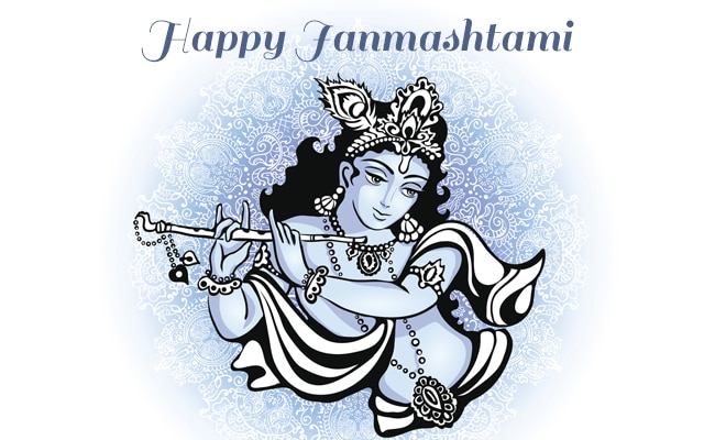 Krishna Janmashtami 2018 Whatsapp Wishes Sms Quotes Facebook