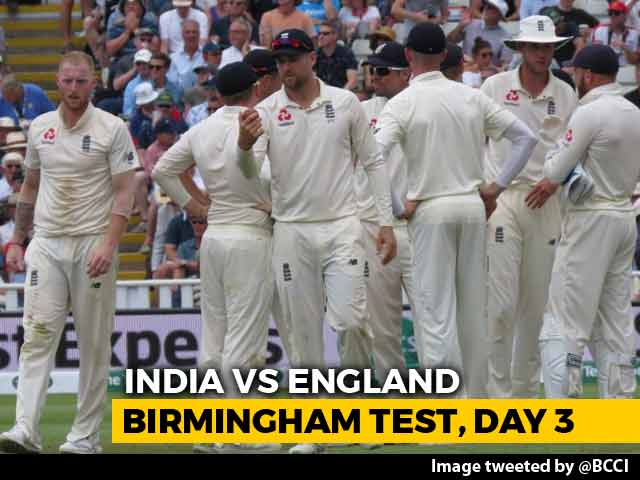 'England Favourites To Win 1st Test Against India'