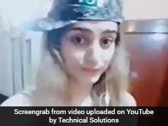 Pakistan में लड़की ने पाकिस्तानी झंडे के साथ गाया भारतीय गाना, मिली ऐसी सजा, देखें Viral Video