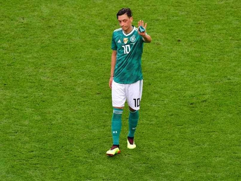 German FA Rejects Mesut Ozils Accusations Of Racism