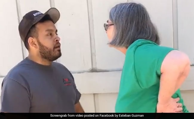 'Go Back To Mexico, Rapists,' She Ranted At Him. She Was Being Filmed