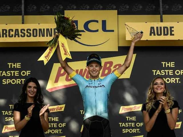 Magnus Cort Nielsen Wins 15th Stage, Geraint Thomas Still In Tour De France Yellow