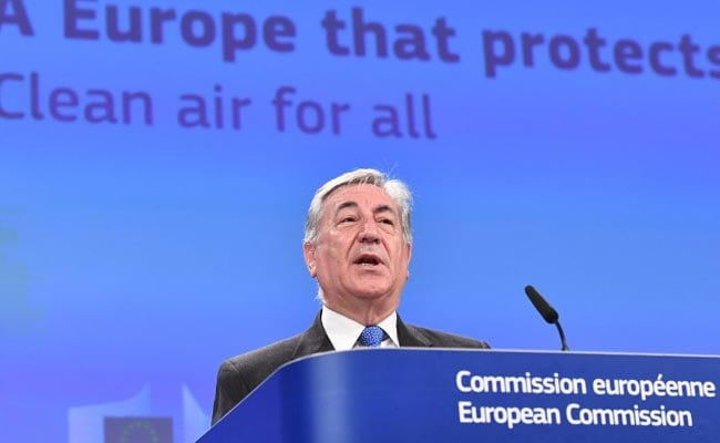 EU Commission takes Member States to court over air quality breaches
