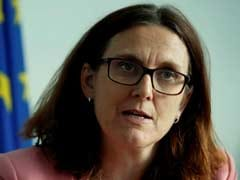 European Union Slaps Tariffs On The United States As Trade War Erupts